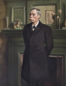 Henry Butlin (1845–1907), Pioneer of Head and Neck Surgery, John Collier (1850–1934)